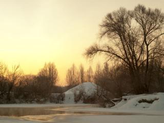 обои Весенний пейзаж фото