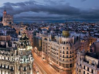 обои Мадрид. Испания фото