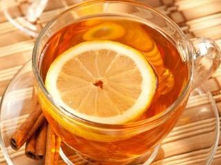 обои Чай с лимоном и цикорием фото