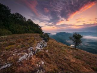обои Утро в горах фото