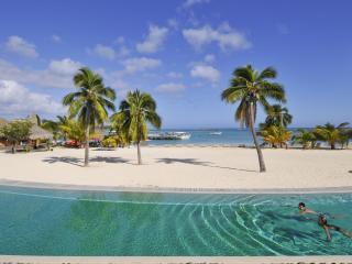обои Пляжный тропический островок фото