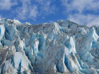 обои для рабочего стола: Страна острых льдов