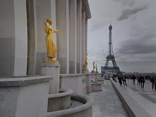 обои Трокадеро. Париж фото
