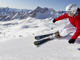 обои Зимние виды спорта фото