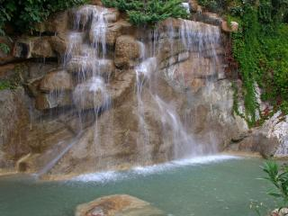 обои Крымский водопад фото