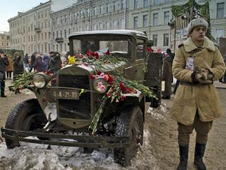 обои Память о блокаде Ленинграда фото