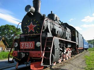 обои Поезд Победителей фото