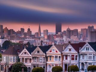обои Сан-Франциско,   Калифорния. США фото
