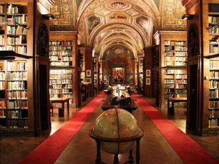 обои Всемирная библиотека фото
