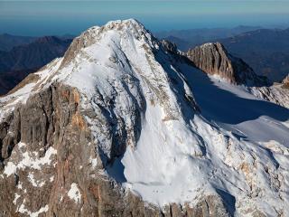 обои Гора Фишт. Кавказ фото
