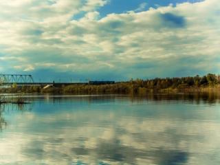 обои Река Ветлуга фото