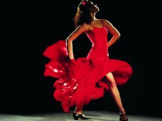 обои Танец страсти фото