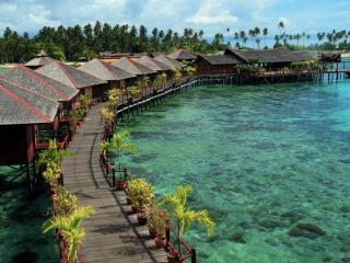 обои Малайзия - страна двух культур,   континентальной и островной фото