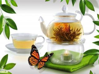 обои Чай,   напиток,   который вошёл в нашу культуру фото