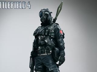 обои Вооруженный из Battlefield фото