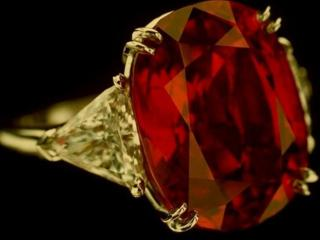 обои Рубиновый перстень фото