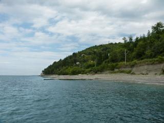 обои Пляжи Абхазии фото