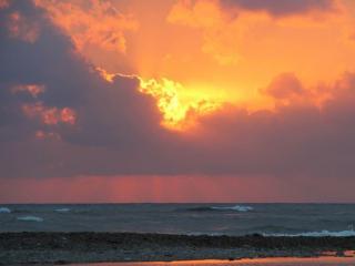 обои Холодное морское утро фото