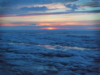 обои Арктические льды фото