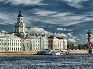 обои Берег Петербурга фото