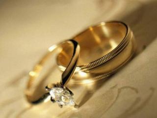 обои Свадебные кольца фото