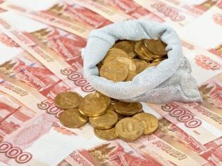 обои Деньги России фото