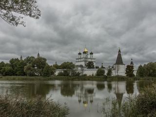 обои Иосифо-Волоцкий монастырь,   Теряево,   Волоколамский район. МО фото