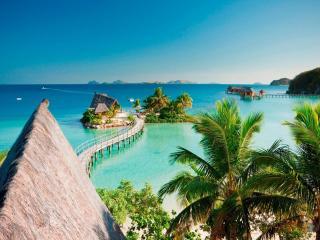 обои Острова Фиджи — тщательно ограненный бриллиант Тихого океана фото