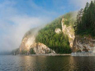 обои Уральские горы фото