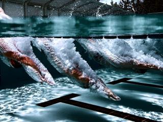 обои Вид из под воды фото
