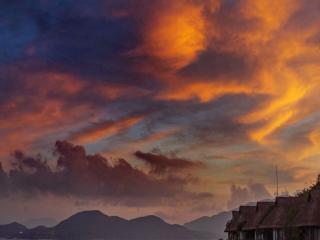 обои Вьетнамское небо фото
