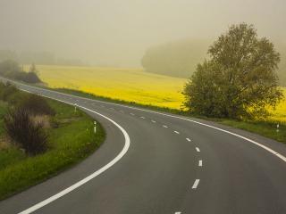 обои Дорога в Прагу фото