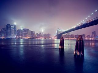 обои Мост в Нью Йорке фото