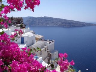 обои Вид на море. Греция фото