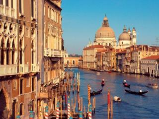 обои Вид Венеции фото