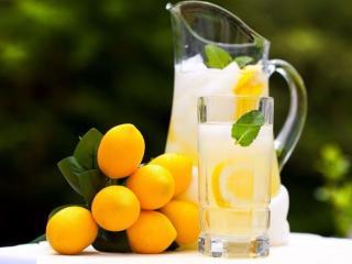 обои Домашний лимонад фото