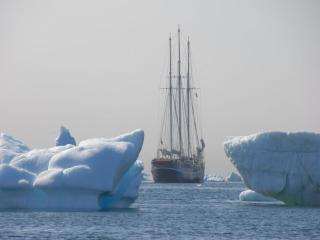 обои для рабочего стола: Завораживающие льды