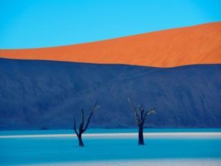 обои Мертвая долина,   Намибия фото