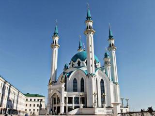 обои Мечеть Кул Шариф,   Казань фото