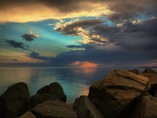 обои Таманский полуостров фото