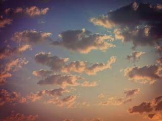 обои Фантазийные облака фото