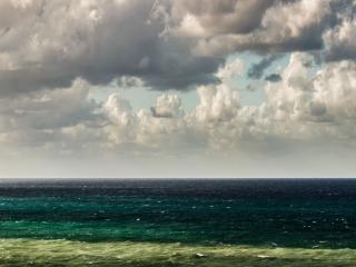 обои Цвет Средиземного моря фото