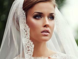 обои Невеста - красавица фото