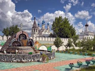 обои Свято-Троицкий монастырь. Муром фото