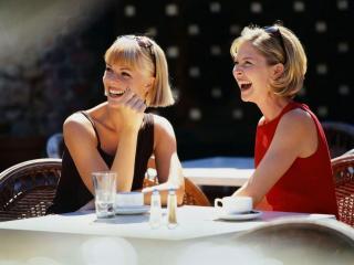 обои для рабочего стола: Смеяться,   смеяться и еще раз смеяться
