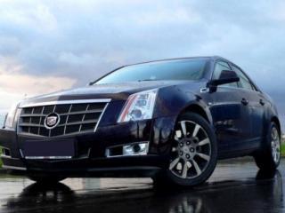 обои Кадилак - Cadillac CTS фото
