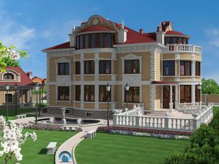 обои Просто красивый дом фото