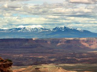 обои Величественные горы фото