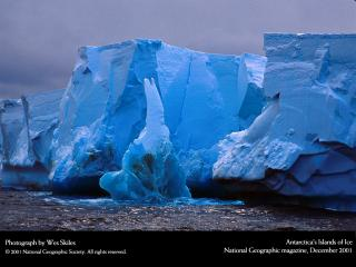 обои Льды Антарктики фото