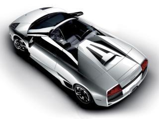 обои Кабриолет Lamborghini Murcielago ByMortallity 15 фото